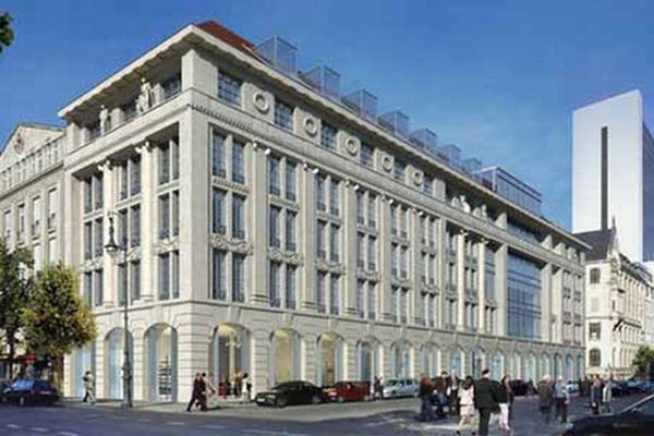 Palazzo Italia Berlino